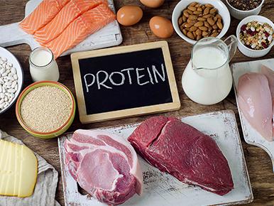 คำถามยอดฮิตเกี่ยวกับโปรตีน