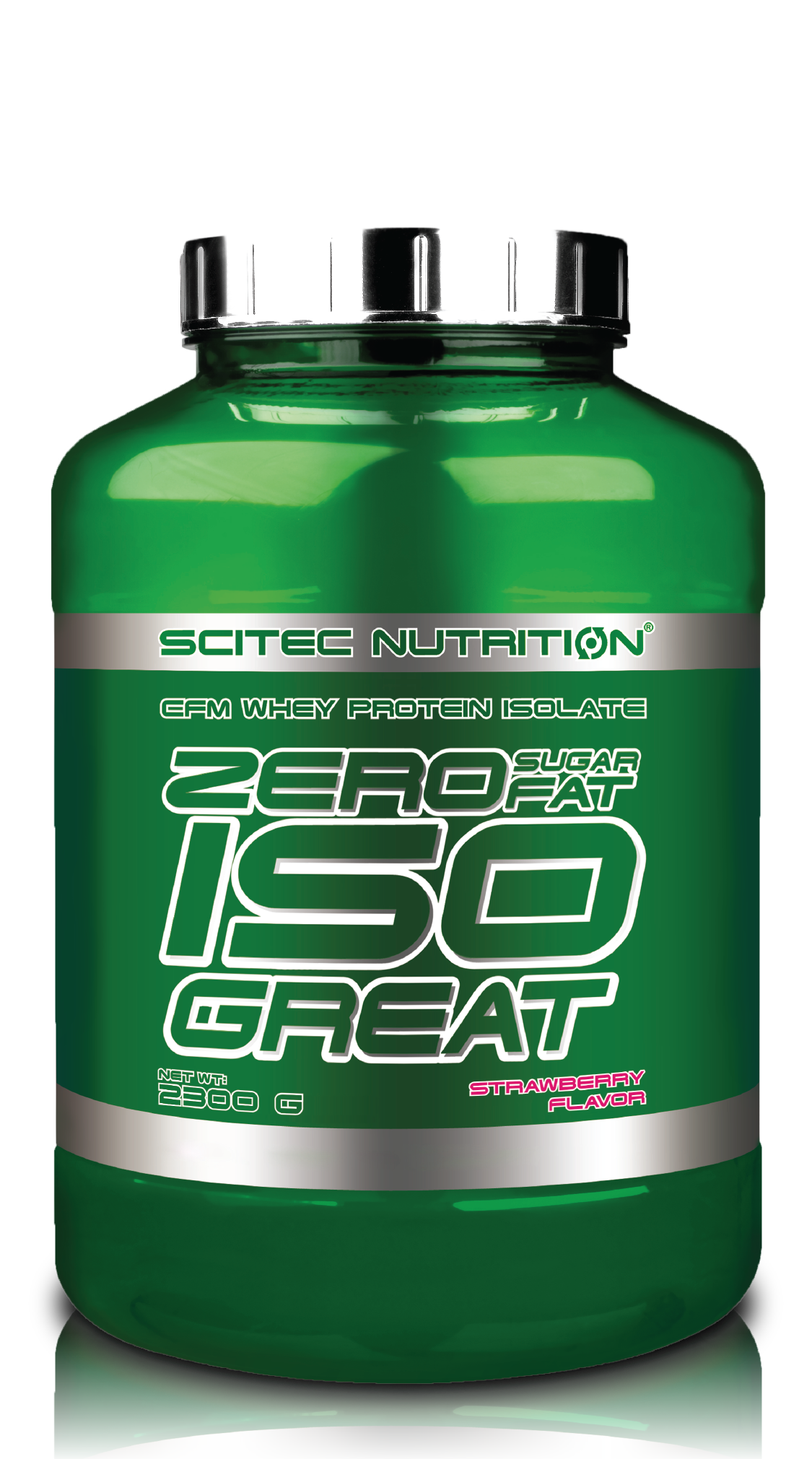 Zero Sugar Fat  Isogreat (Isolate)