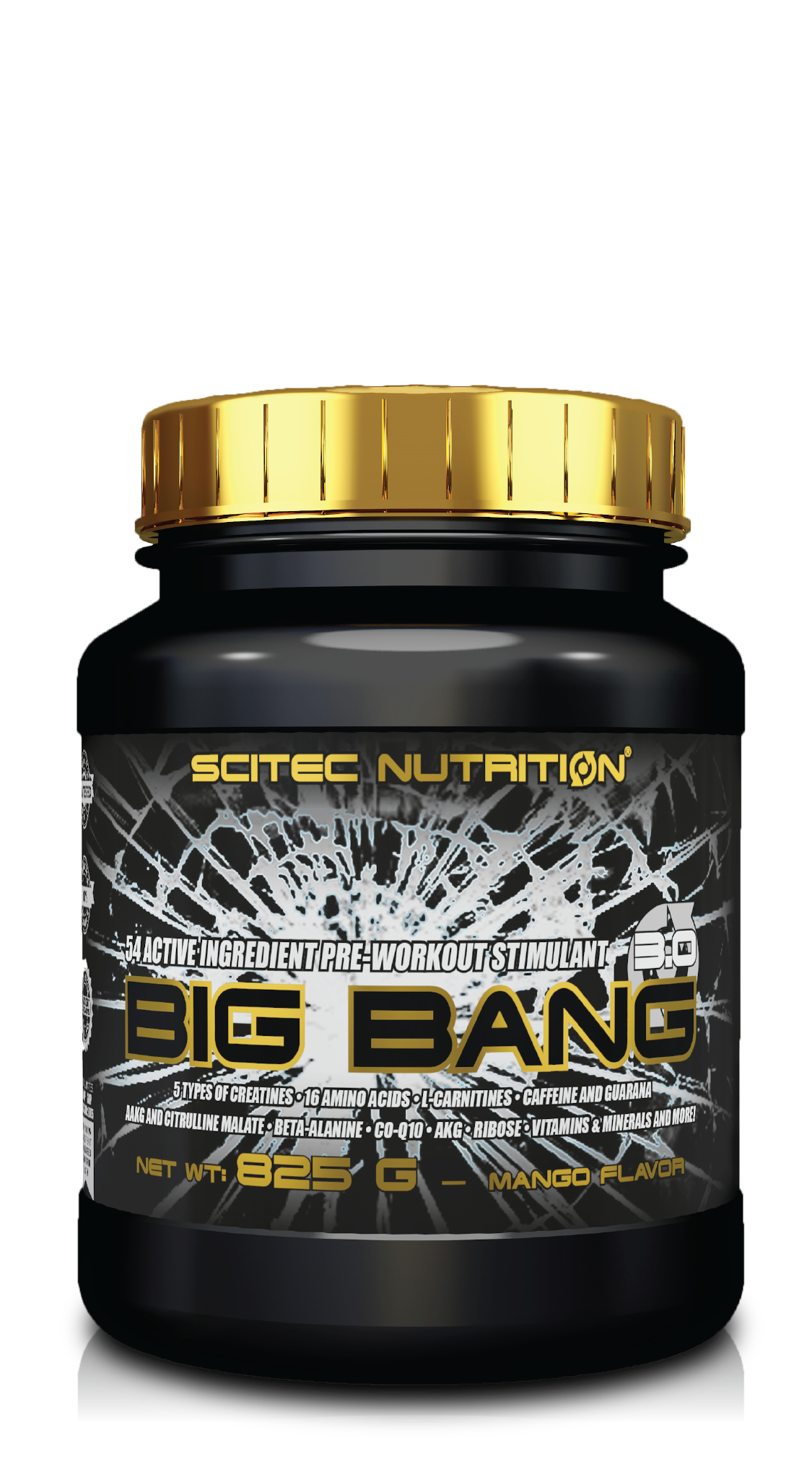 BIG BANG 3.0 (Pre-Workout)