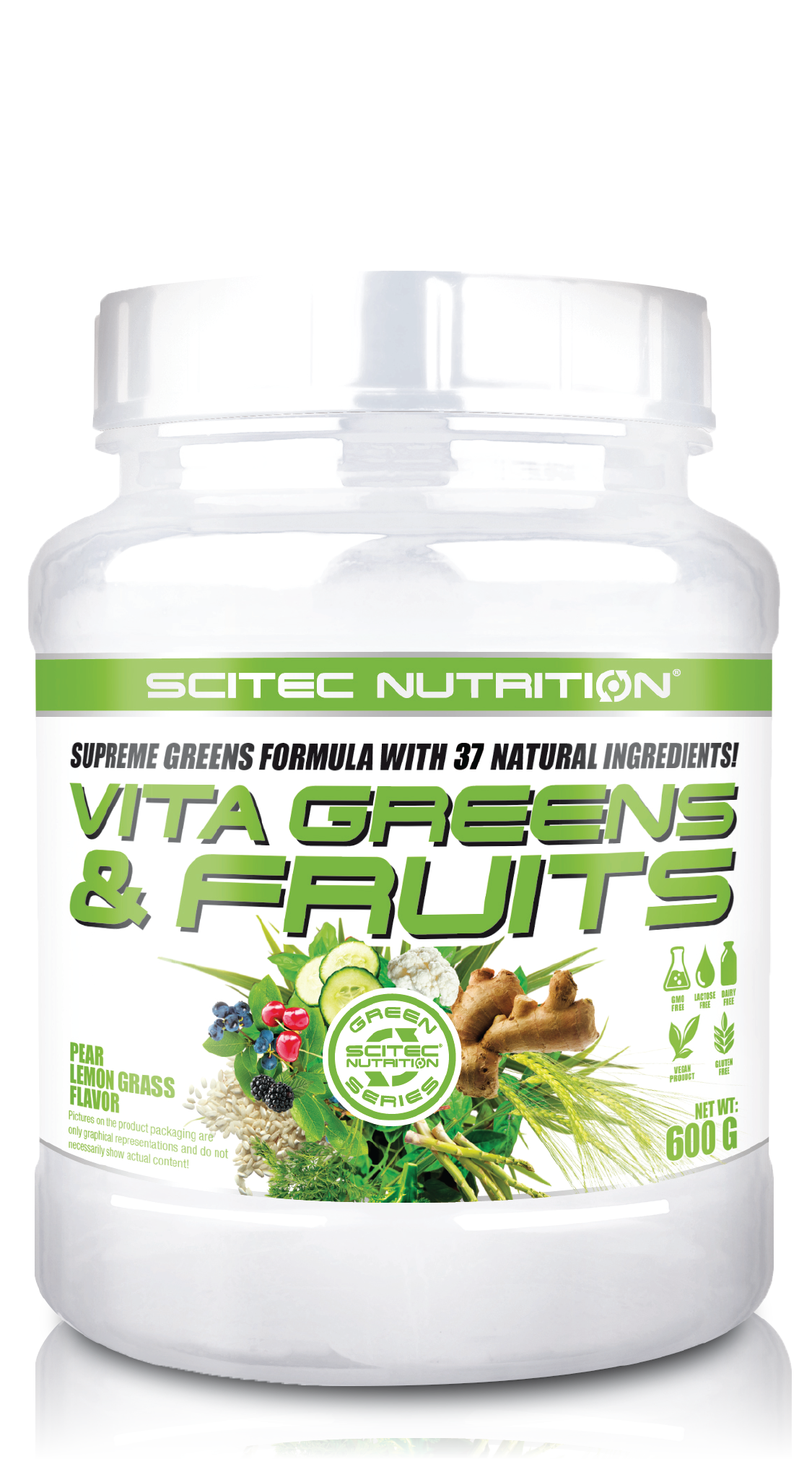 Vita Greens and Fruits  (GS)