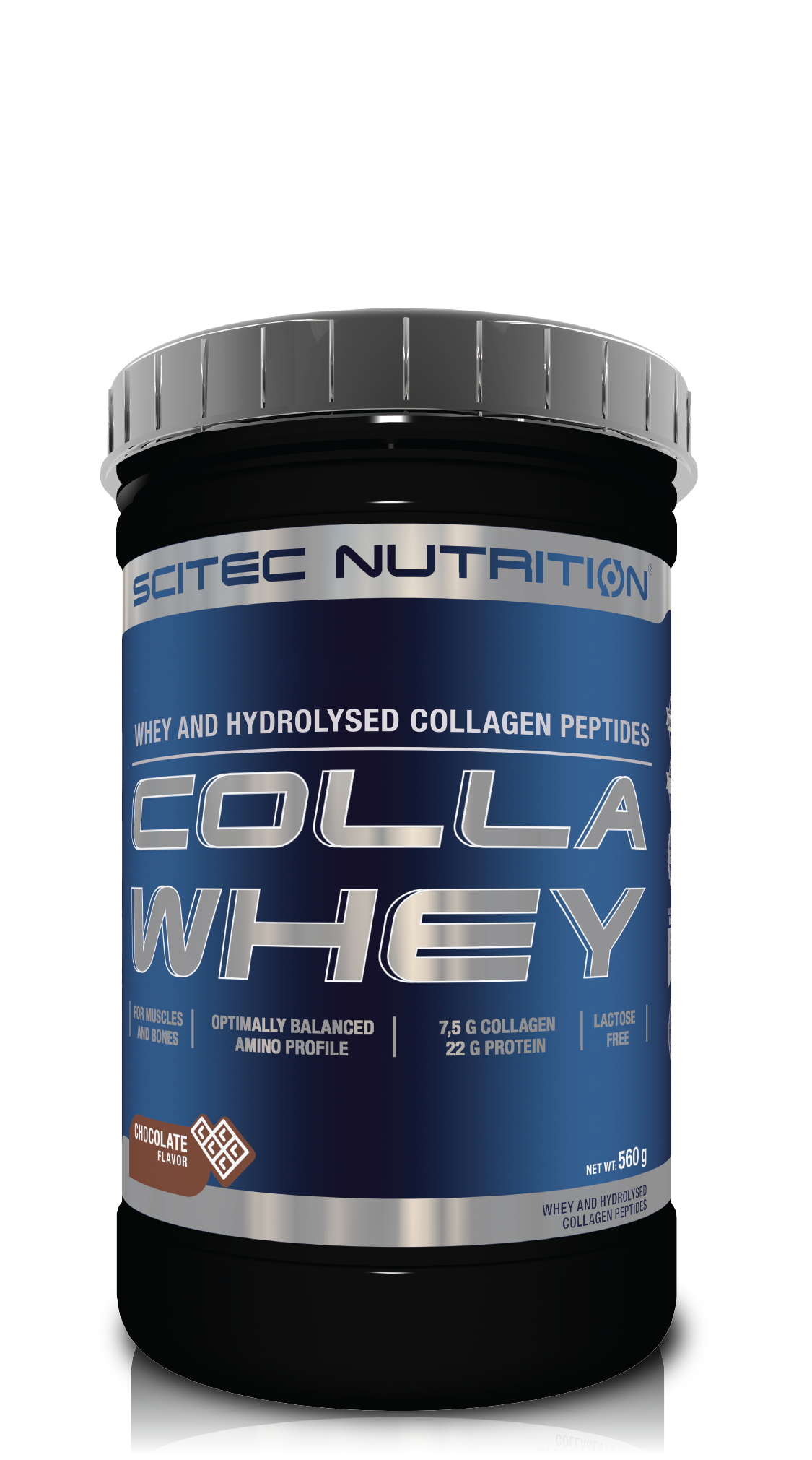 Collawhey (Collagen + Whey Protein)